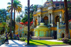 City tour - Santiago, Chile