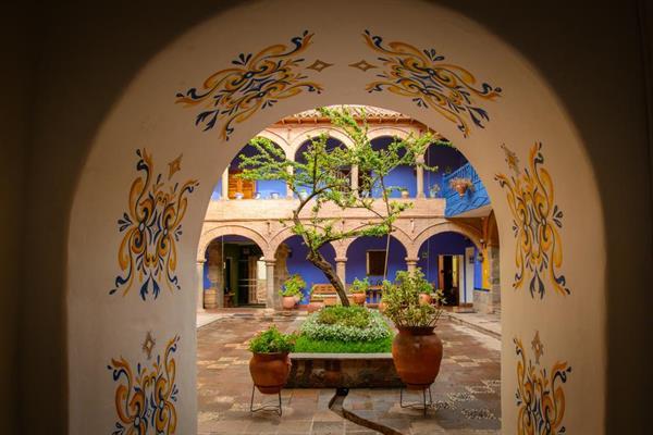 Accommodation in Cusco, Peru