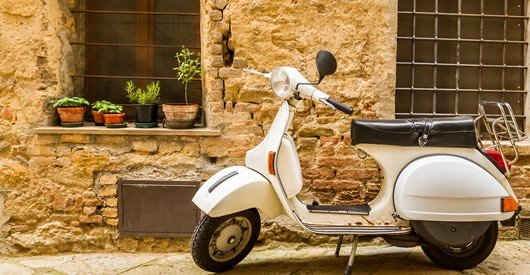Tuscany by Vespa Tour