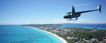Private Helicopter Transfer from Airport to Boracay Island