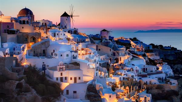 Accommodation in Oia