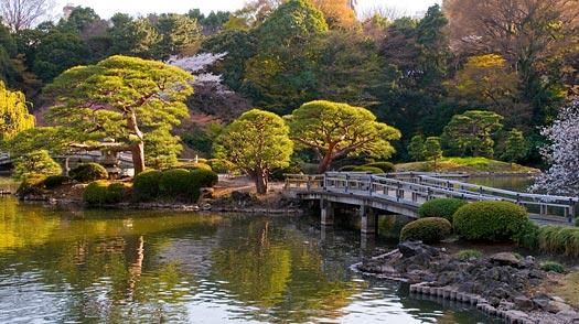 Parks of Tokyo