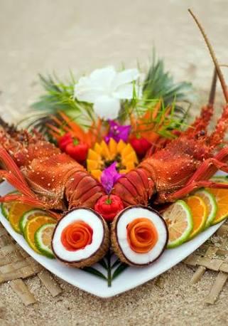 Fijian Food and Drinks