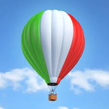 Hot Air Balloon Ride near Rome