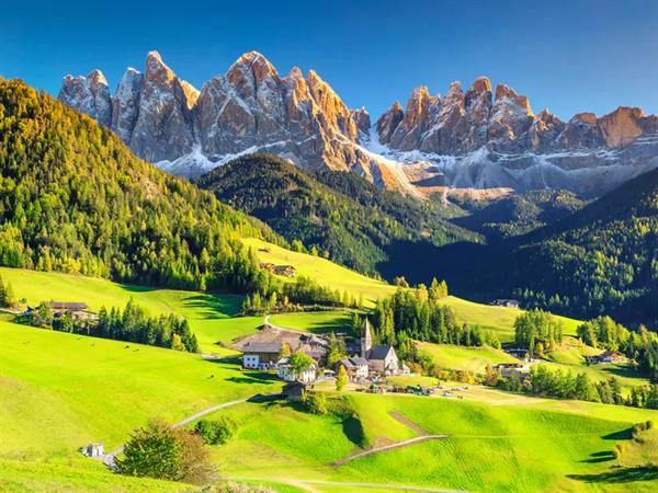 Accommodation - Dolomites (Cortina)