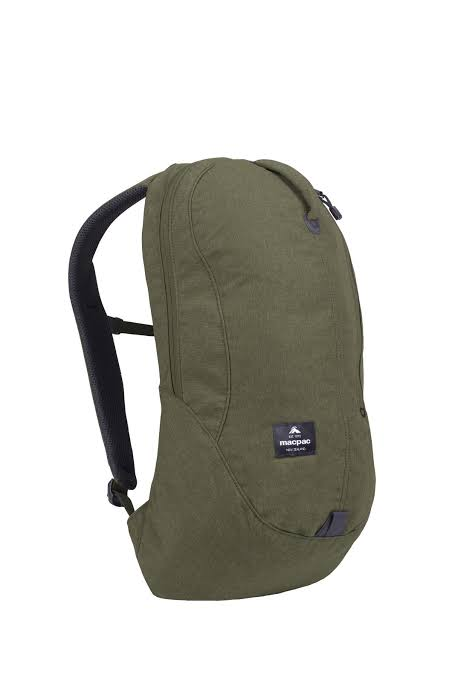 Macpac water resistant day pack