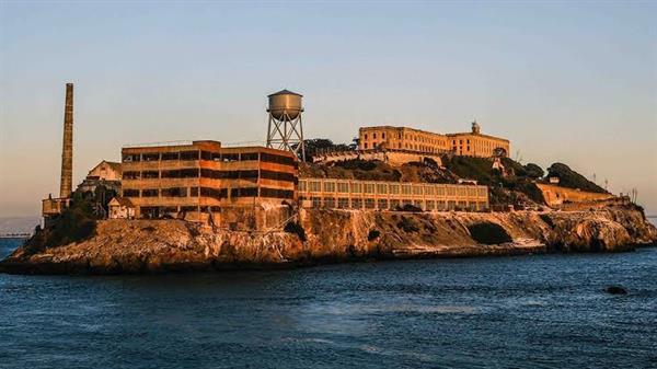 A trip to Alcatraz (San Francisco)