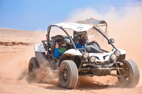 Dune Buggy Hire at Oregon Dunes National Recreation Area