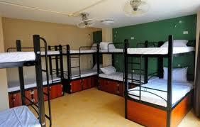 Accommodation in backpackers