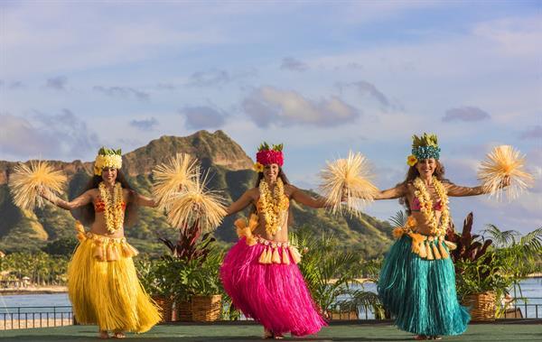 Hawaiian Hula Party