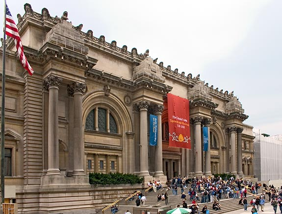 A trip to the MET