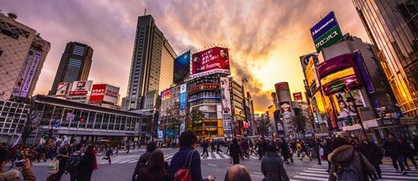 5 nights accommodation in Tokyo