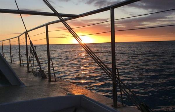 Sunset Cocktail Cruise