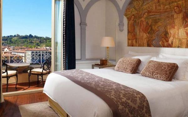 Hotel suite upgrade - Florence