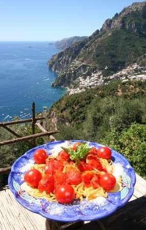 Cooking Classes in La Tagliata Restaurant in Positano