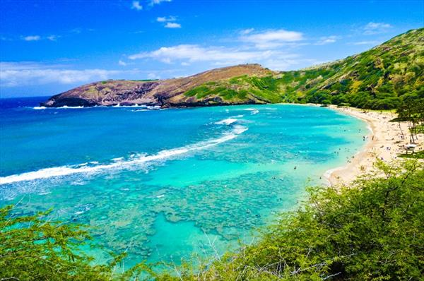 Snorkelling at Hanauma Bay