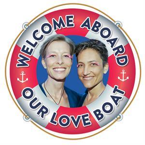 Devon & Shalini's Love Boat Honeymoon - Honeymoon registry Amsterdam to Barcelona Atlantis cruise