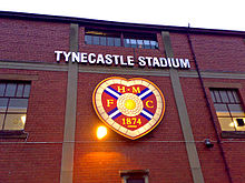 A Game at Tynecastle