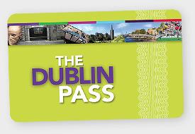 x2 Dublin Passes