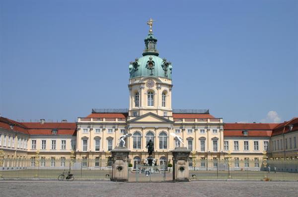 An Evening At Charlottenburg Palace