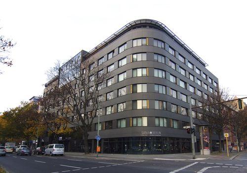 One Night's Accommodation at SANA Hotel - Berlin