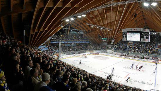 Davos Hockey Game