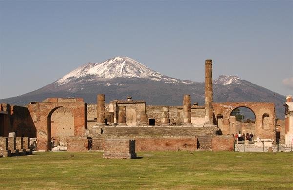 Ancient Pompeii Guided Tour