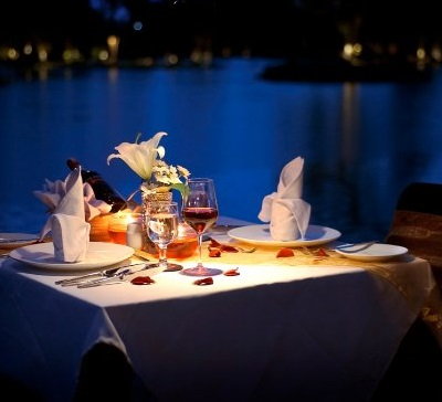 Swanky Dinner for Two