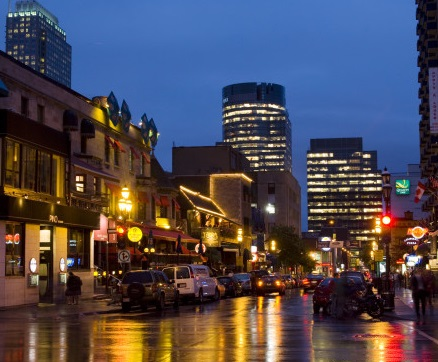 Montreal Night Out