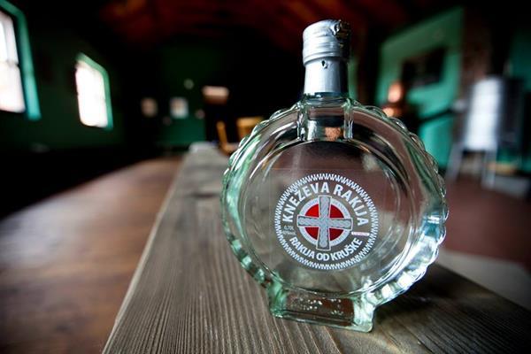 A Bottle of Rakija