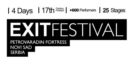 Tickets for Exit Festival 2012, Serbia (2)