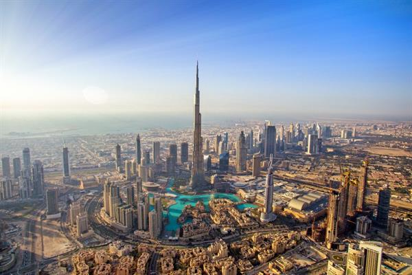 Accommodation at the Oberoi Dubai