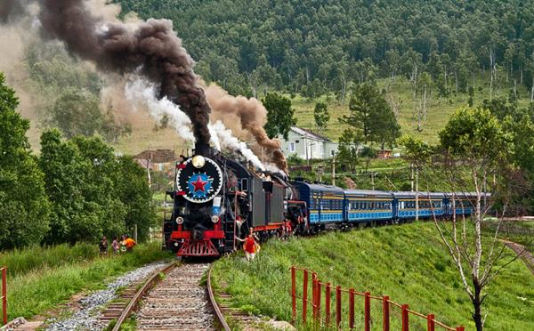 Trans-Siberian Train tickets