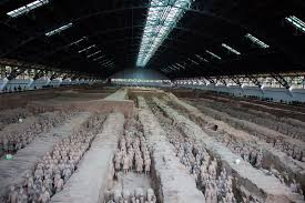 Entry to see the Terracotta Army