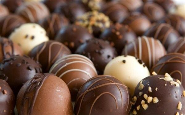 Belgian chocolate workshop
