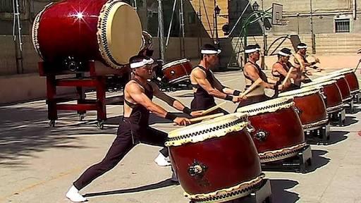 Japanese Drumming Workshop