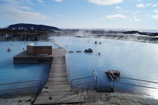 Lake Mývatn Geothermal Baths