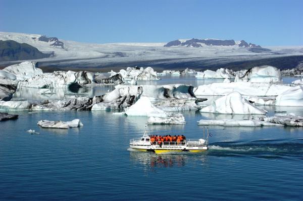 Iceberg Lagoon Tour