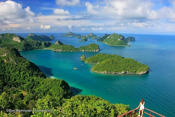 Ang Thong Island Tour