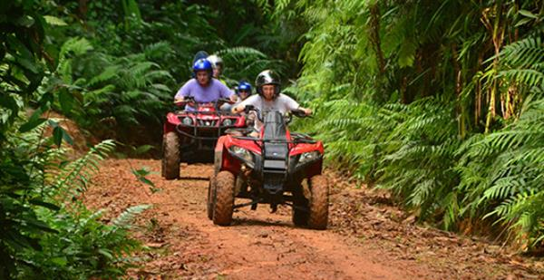 Quad Biking Tour