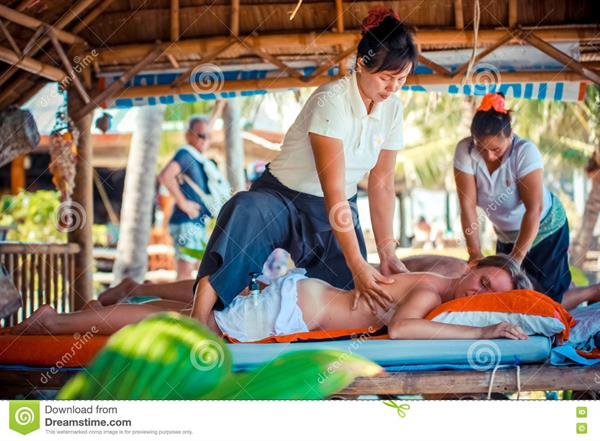 Traditional Thai Massages