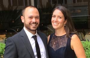 Erica & Michael's Wedding - Honeymoon registry Hawaii