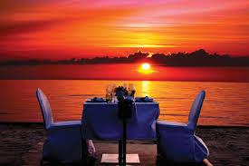 Romantic Beach Dinner for 2