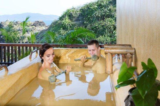 Relaxing Mud Bath