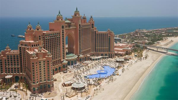 Dubai - Atlantis The Palm, Royal Towers