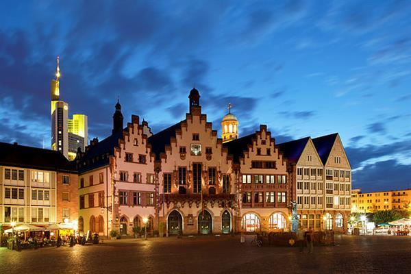 Frankfurt - Römerberg Römp