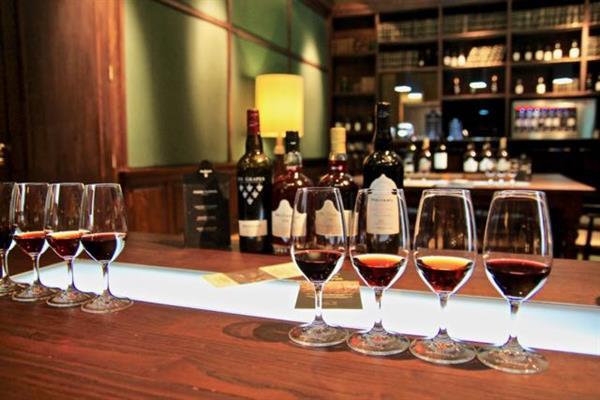 Porto - Port Wine Cellar Tour