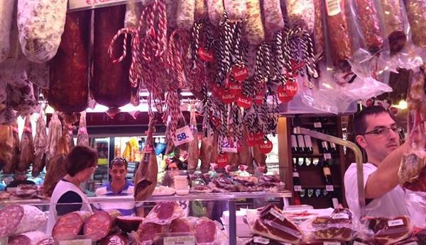 Barcelona - La Boqueria Market Tour