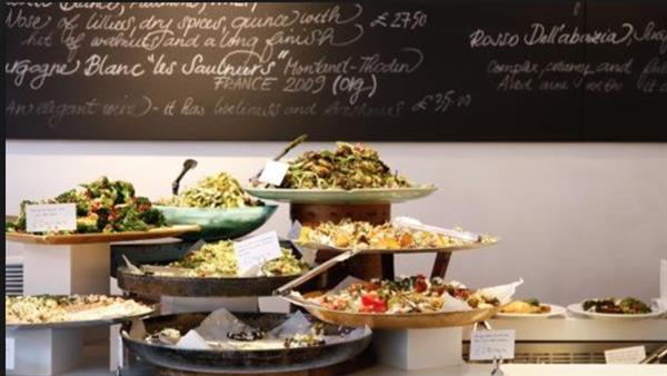 Ottolenghi Foodie Experience