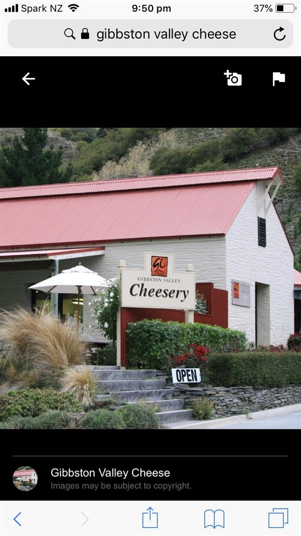 Gibston Valley Cheesery